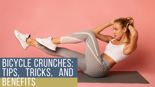 Bicycle Kicks Ab Crunches Workout Tips & Benefits