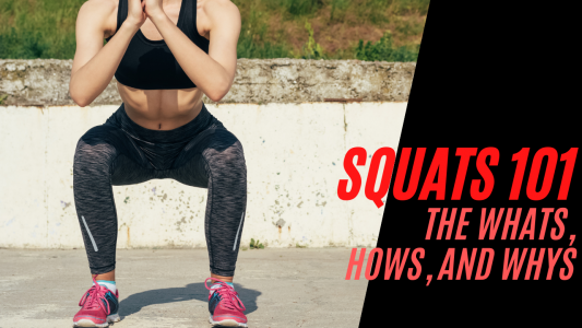 How to do squats for beginners and the benefits of this exercise